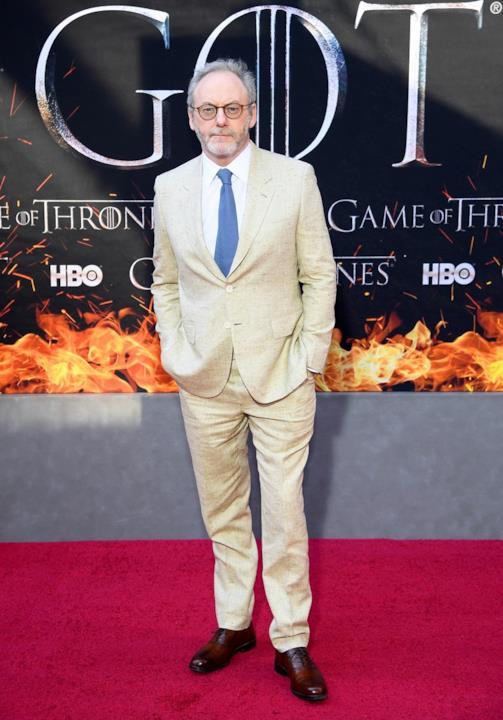 Liam Cunningham è Ser Davos Seaworth