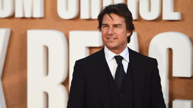 Tom Cruise alla pima di Jack Reacher: Punto di Non Ritorno