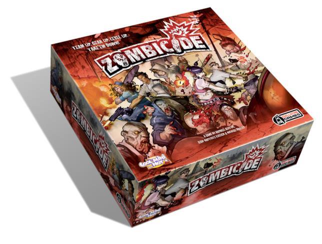 La scatola di gioco di Zombicide