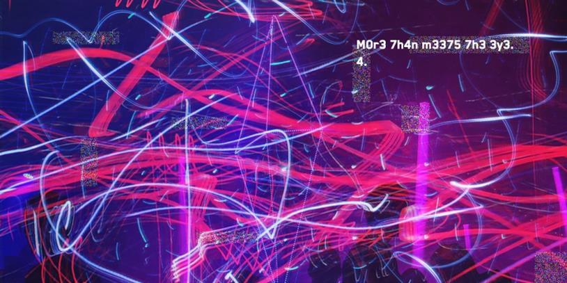 Le ultime immagini di Cyberpunk 2077 svelano messaggi segreti