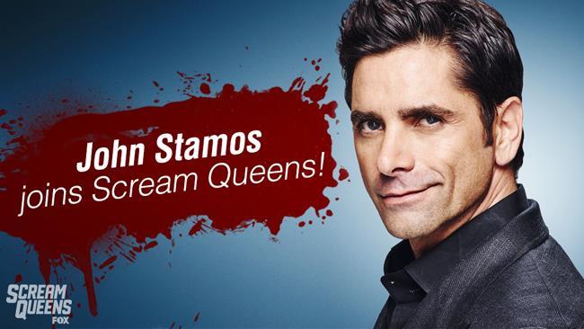 L'attore John Stamos