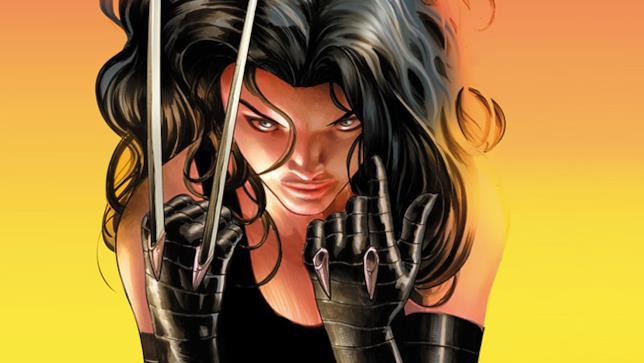 X-23 alias Laura Kinney