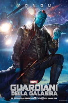 Il character poster di Yondu