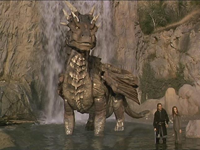 Dracon in Dragonheart