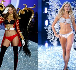 San Valentino Sexy: chi è l'Angelo più bello di Victoria's Secret?
