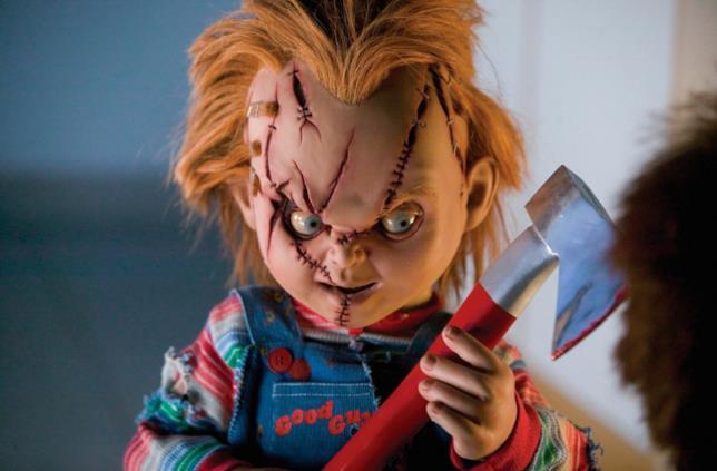 il personaggio di Chucky