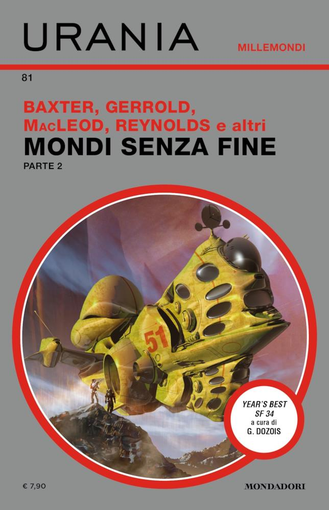 La copertina di Mondi senza fine 2