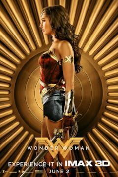 Diana nel character poster di Wonder Woman