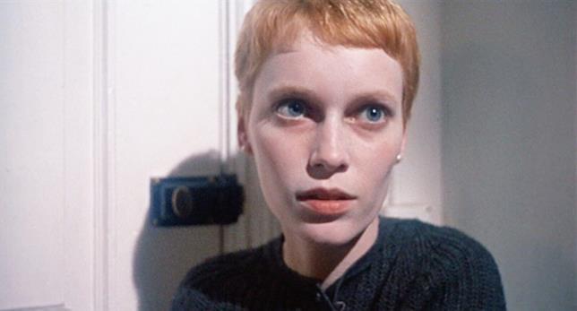 Rosemary Woodhouse è interpretata da Mia Farrow