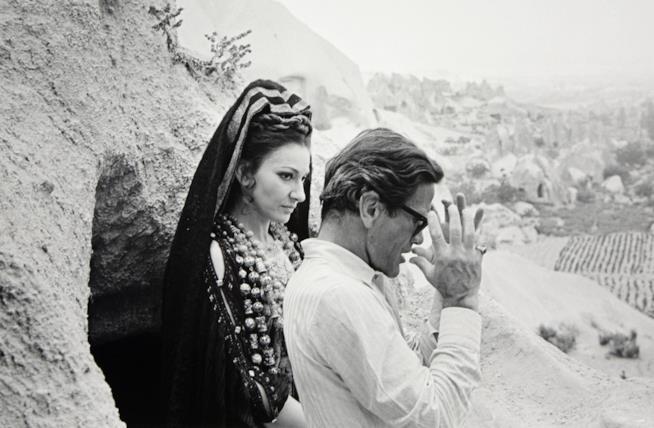 Maria Callas è Medea nel film di Pier Paolo Pasolini