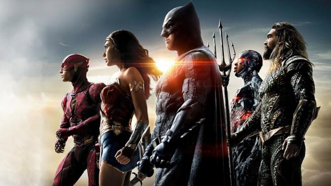 Justice League, immagine ufficiale