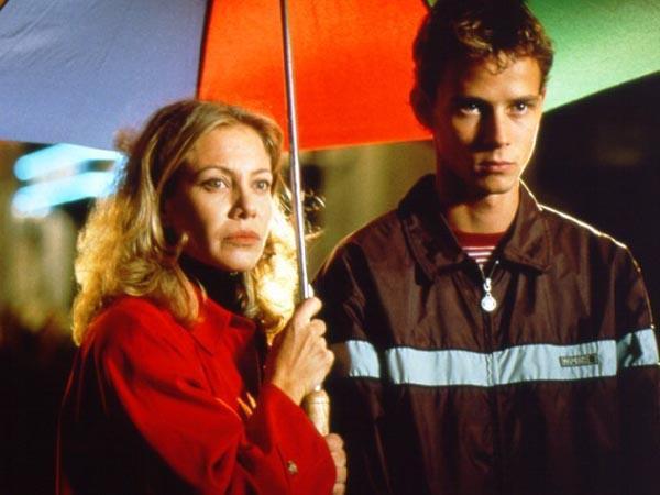 Manuela ed Esteban in una scena del film