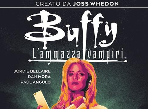 Buffy: il primo volume del nuovo fumetto