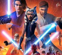 Star Wars: The Clone Wars, trailer e cosa devi sapere sulla stagione 7