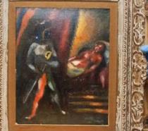 Il dipinto Otello e Desdemona di Chagall verrà riconsegnato ai legittimi proprietari
