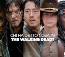 Chi ha detto cosa in The Walking Dead?