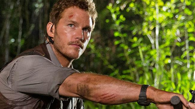 Owen Grady in Jurassic World