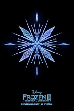 Un fiocco di neve nel teaser poster italiano di Frozen 2
