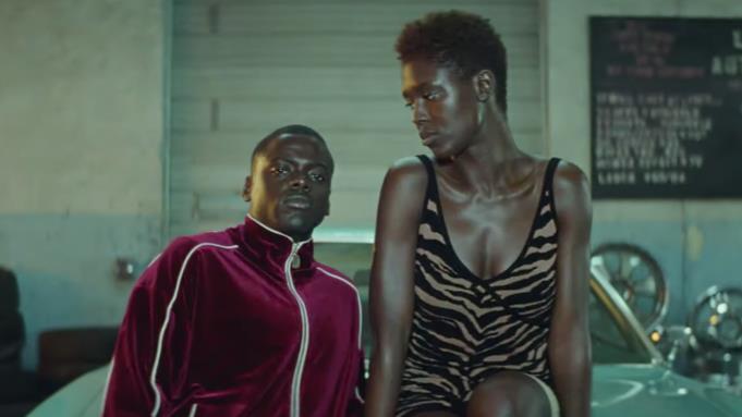 Una scena con Slim e Queen