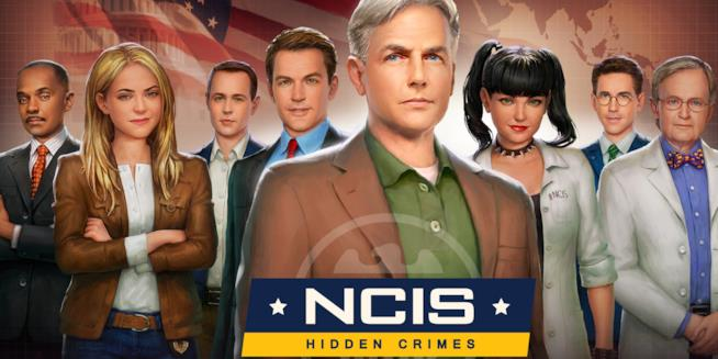 Uno screen del gioco NCIS: Hidden Crimes