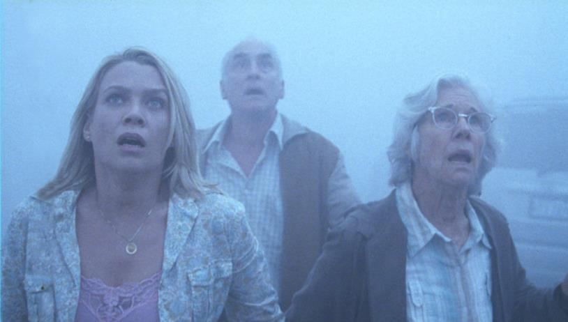 Laurie Holden in The Mist