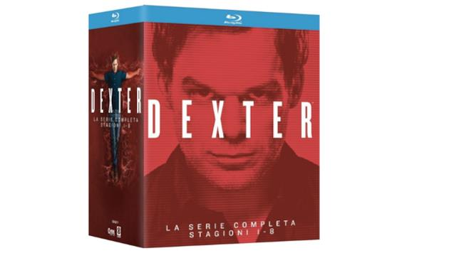 Dexter cofanetto dvd