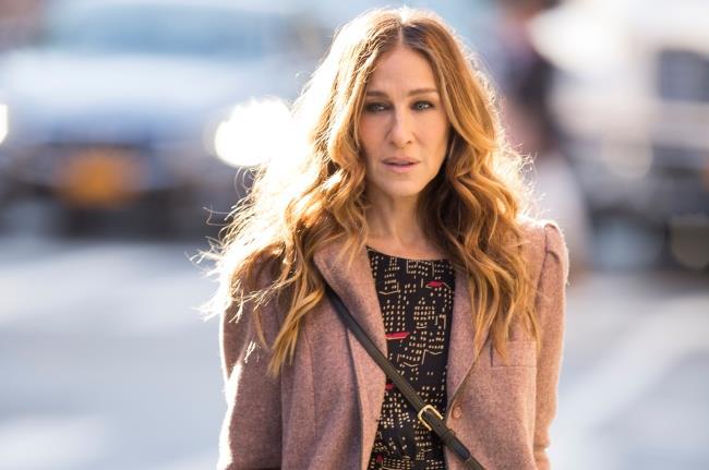 HBO Sarah Jessica Parker in Divorce