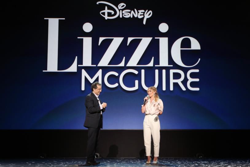 Hillary Duff annuncia il ritorno di Lizzie McGuire al D23 Expo