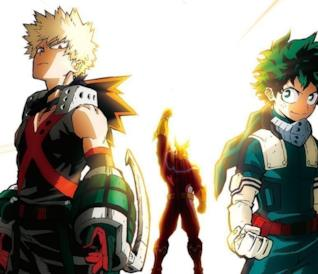 My Hero Academia secondo film