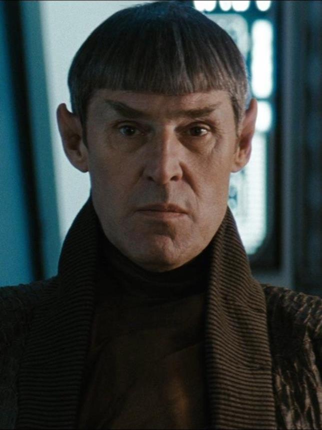 Ben Cross in Star Trek