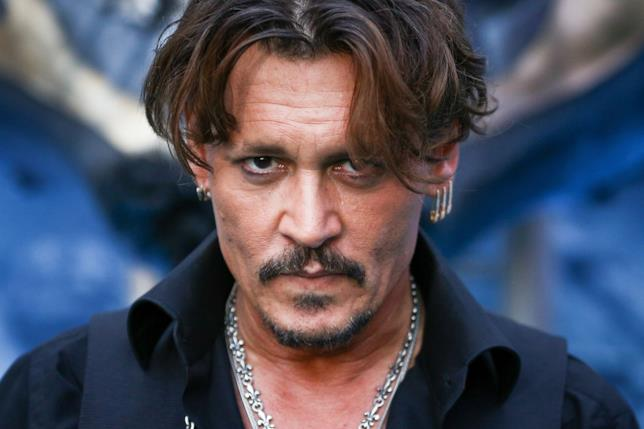 Pirati dei Caraibi - La vendetta di Salazar: Johnny Depp
