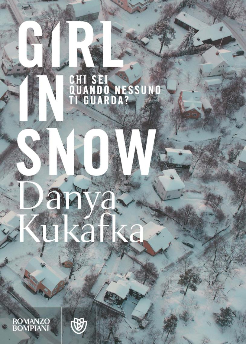La copertina di Girl in Snow