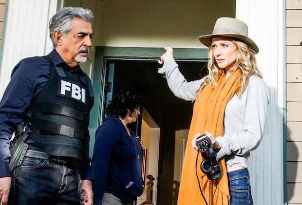 Criminal Minds: A.J. Cook dirige l'episodio 14x13