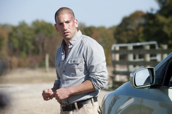 Il personaggio di Shane in The Walking Dead