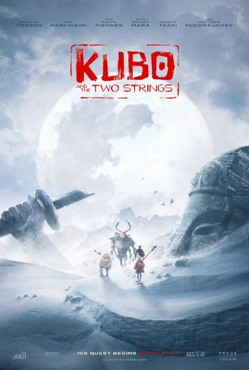 L'inzio dell'avventura di Kubo