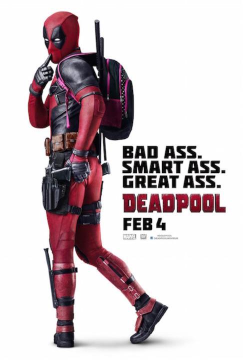 Deadpool esce negli USA il 4 febbraio 2016