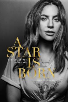 Lady Gaga è Ally nel poster di A Star is Born