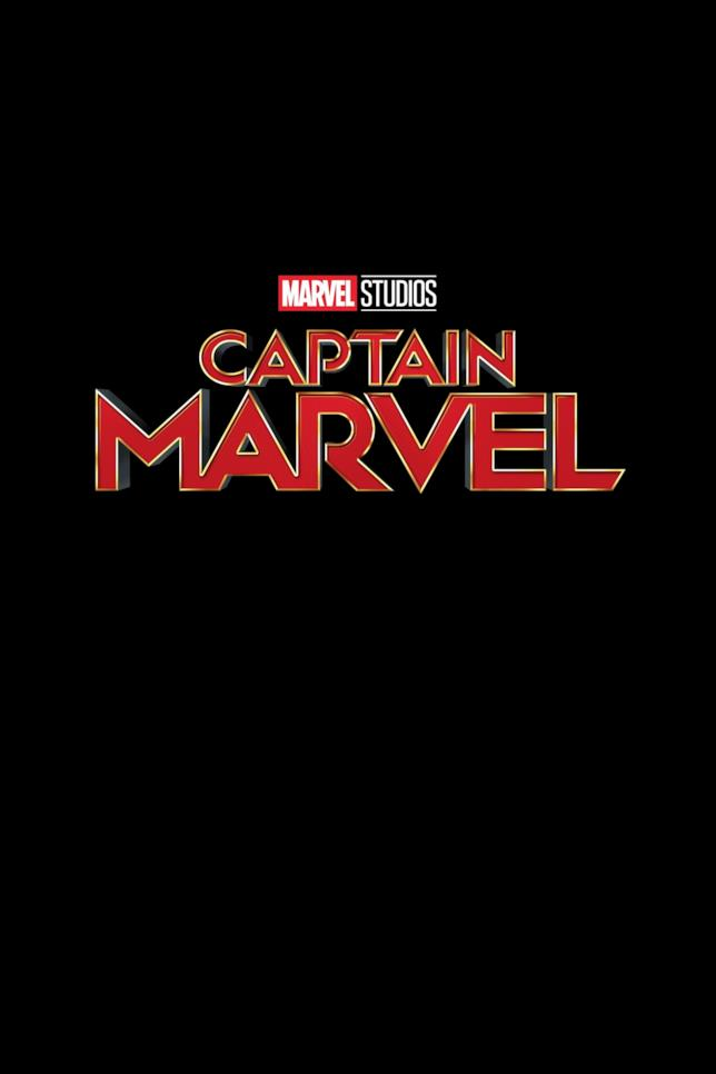 Poster di Captain Marvel