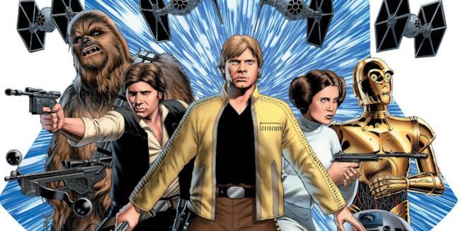 Immagine di Star Wars Marvel
