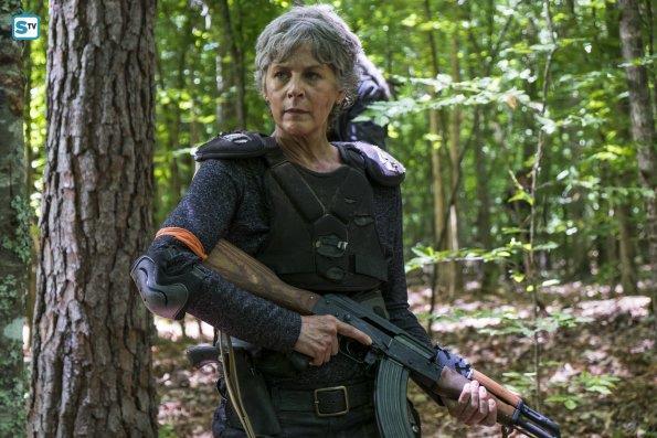 The Walking Dead: Carol