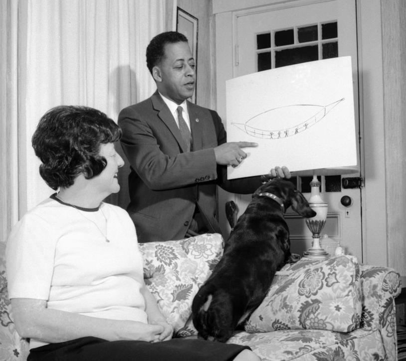 Barney e Betty Hill, dopo il rapimento