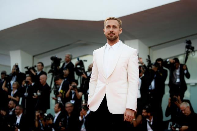 Il look di Ryan Gosling