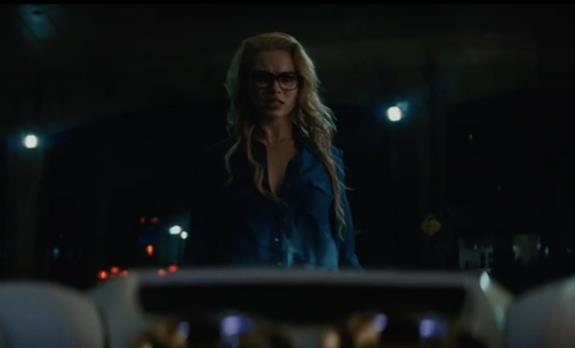 Margot Robbie in Suicide Squad extended