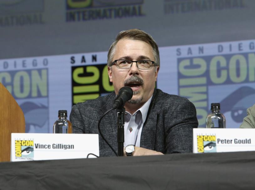 Vince Gilligan, regista americano