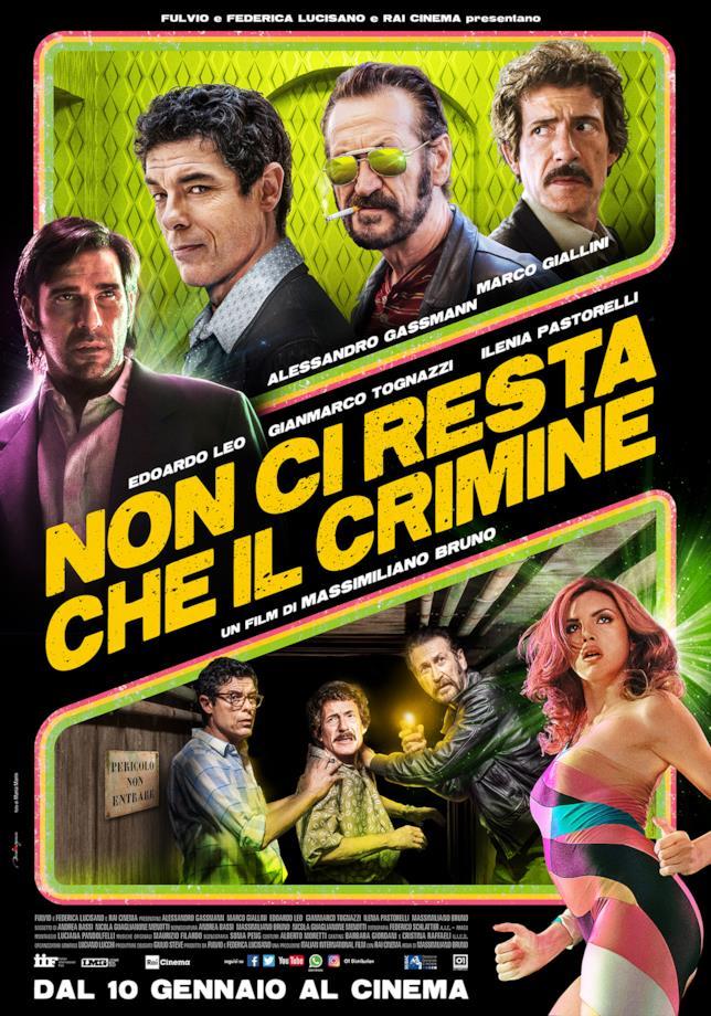 Il poster del nuovo film di Massimiliano Bruno
