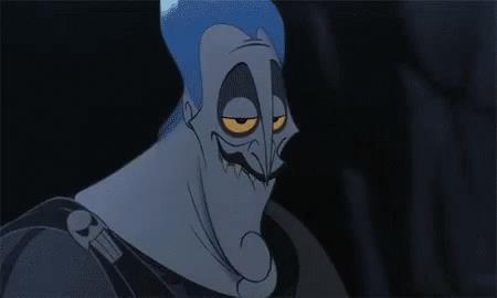 Il villain di Hercules, Hades