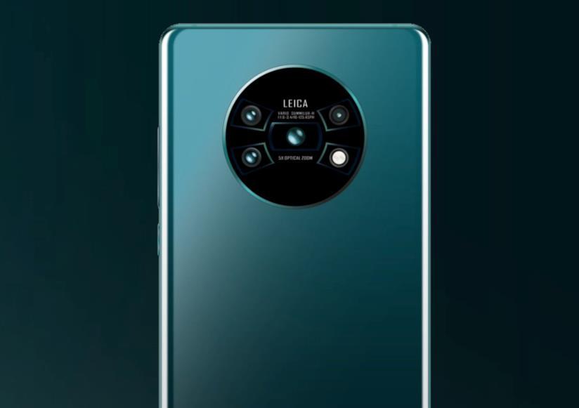 La fotocamera del Huawei Mate 30 si annuncia essere il suo punto di forza