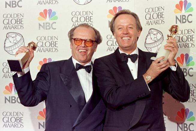 Un'immagine di Jack Nicholson e Peter Fonda