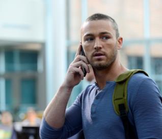 Ryan Booth nella prima stagione di Quantico