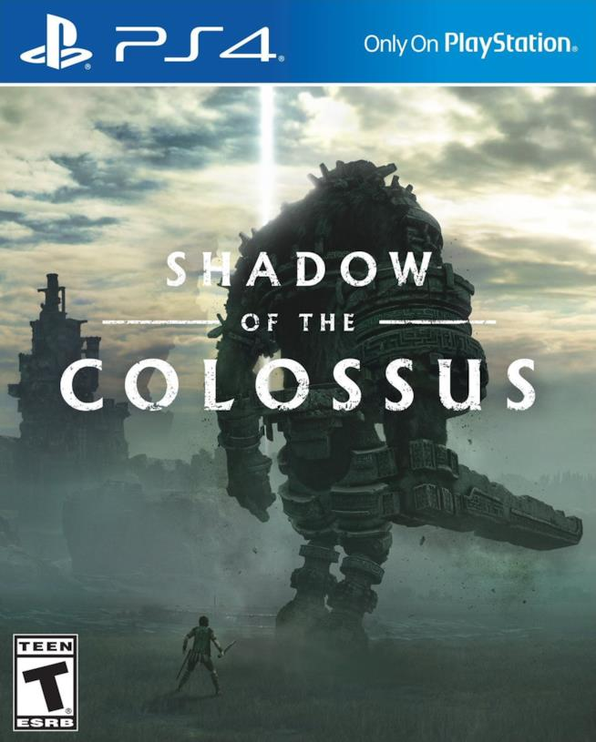 Shadow of the Colossus in uscita il 6 febbraio 2018 su PS4